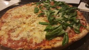 pizza Borbone de Napoli