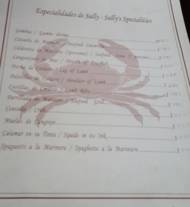 Restaurante Sully
