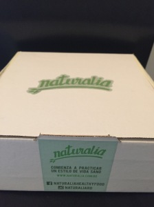 Naturalia half day plan box